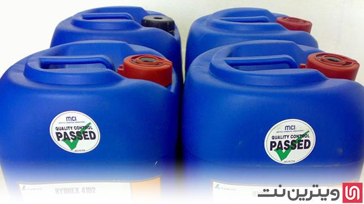 بهترین ضد رسوب دستگاه های صنعتی تصفیه آب
