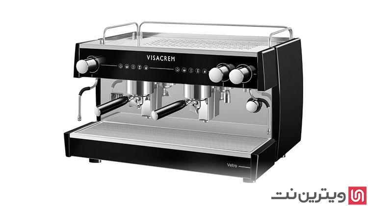 فروش انواع دستگاه اسپرسو ساز در ویترین نت
