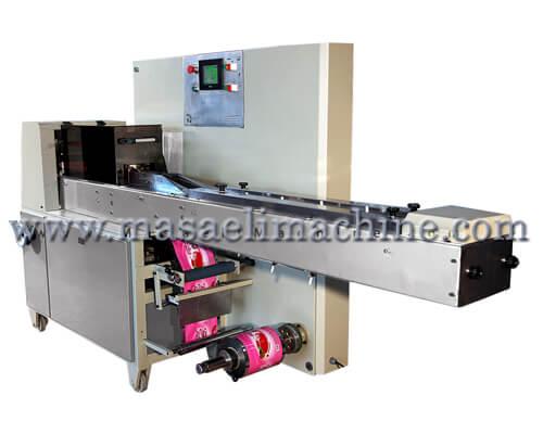 دستگاه بسته بندی بستنی سنتی-قیمت دستگاه بسته بندی بستنی حصیری-دستگاه بسته بندی بستنی حصیری