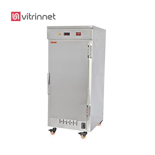 دستگاه گرمکن غذا 50 نفره گازی با کنترل رابط مکانیکی مدل GKG33
