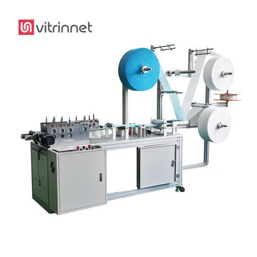 دستگاه تولید ماسه سه لایه فیلتر دار مدل A45N101 ، دارای قابلیت تولید ماسک های پزشکی است