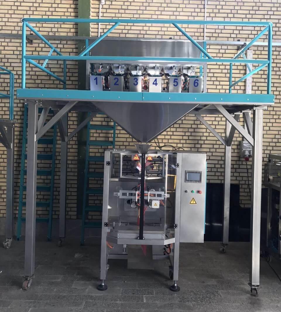 دستگاه بسته بندی-دستگاه بسته بندی شکر-قیمت دستگاه بسته بندی شکر-دستگاه بسته بندی خشکبار