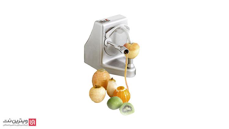 دستگاه پوست کن صنعتی به عنوان یکی از کاربردیترین تجهیزات آشپزخانه صنعتی میتواند پوست میوهها و صیفیجات را به صورت اتوماتیک و بدون دخالت دست در کمترین زمان با دقت بالا از آنها جدا کند