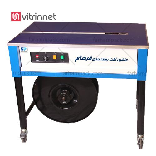 دستگاه تسمه کش نیمه اتوماتیک برقی دورباز