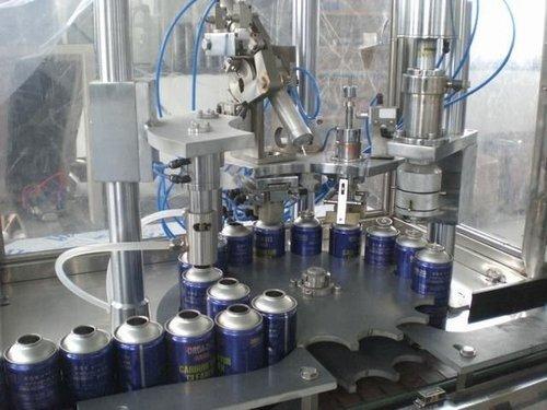 دستگاه اسپری پرکن نیمه اتوماتیک-دستگاه پرکن مایعات-قیمت دستگاه پرکن اسپری