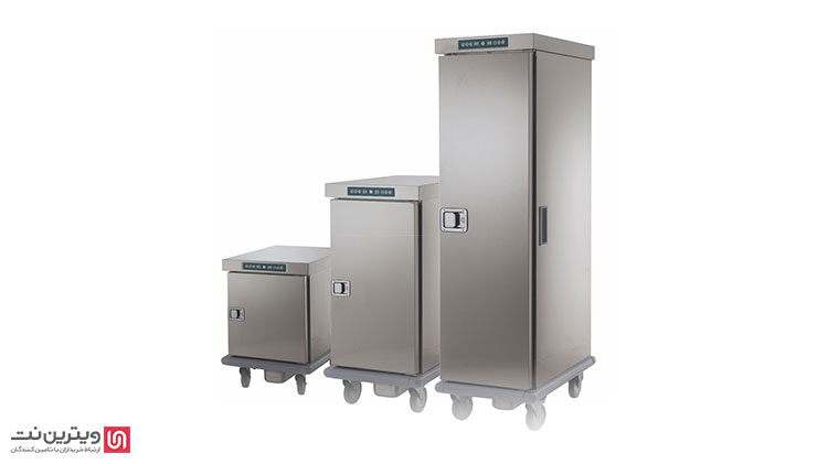 بیشترین کاربرد گرم کن غذا در کارخانه ها و کارگاه هایی است که غذای وعده های مختلف کارگران در داخل گرم کن قرار می گیرد تا برای مصرف گرم بماند.