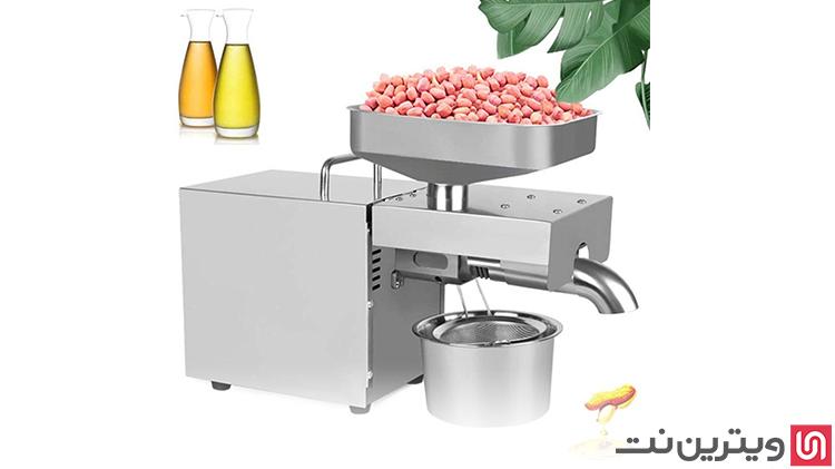 راهنمای خرید انواع دستگاه تولید روغن خوراکی