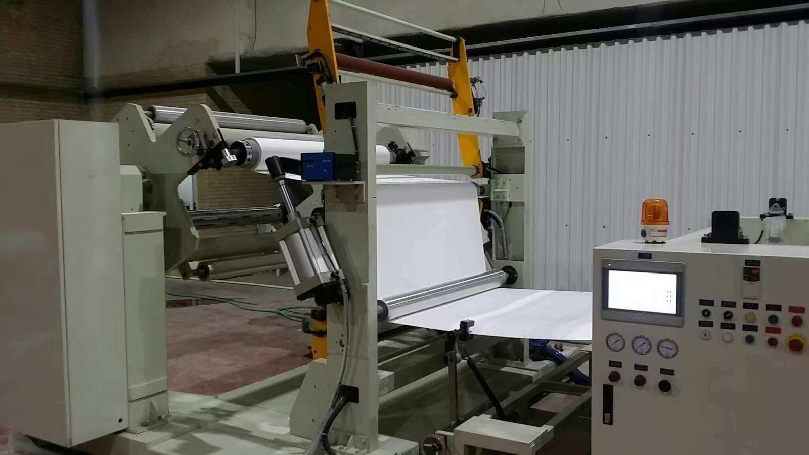 خط تولید کاغذ از سنگ-قیمت دستگاه تولید کاغذ از سنگ اهک-فیلم تولید کاغذ از سنگ-ماشین آلات تولید کاغذ از سنگ آهک