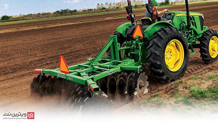 مرزکش و ریک خورشیدی از وسایل و تجهیزاتی هستند که در صنایع کشاورزی مورد استفاده قرار میگیرند. این ادوات قابل نصب بر روی تیلر و تراکتور هستند.