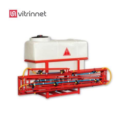 دستگاه سمپاش بوم دار دارای بوم 8 متری و 10 متری و شاسی مقاوم و مخصوص است .