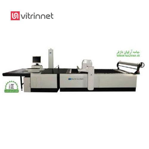دستگاه اتوماتیک برش پارچه YIN