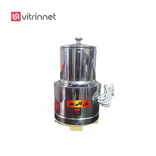 دستگاه آسیاب مدل 3000 دستگاه دارای دهانه ورودی و خروجی مواد است