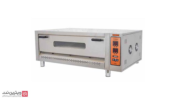 انواع فر رستوران و فست فود از مهمترین و ضروریترین تجهیزات آشپزخانه صنعتی به ویژه فست فودها است.