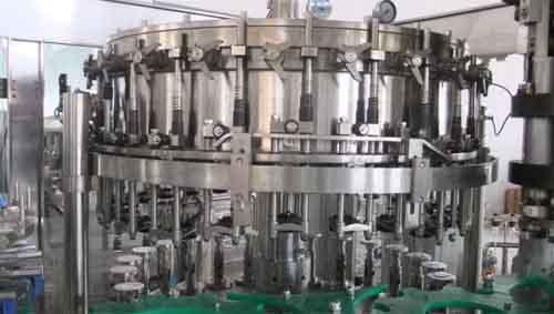 دستگاه تری بلوک مخصوص پرکردن انواع مایعات رقیق و مایعات غلیظ می باشد