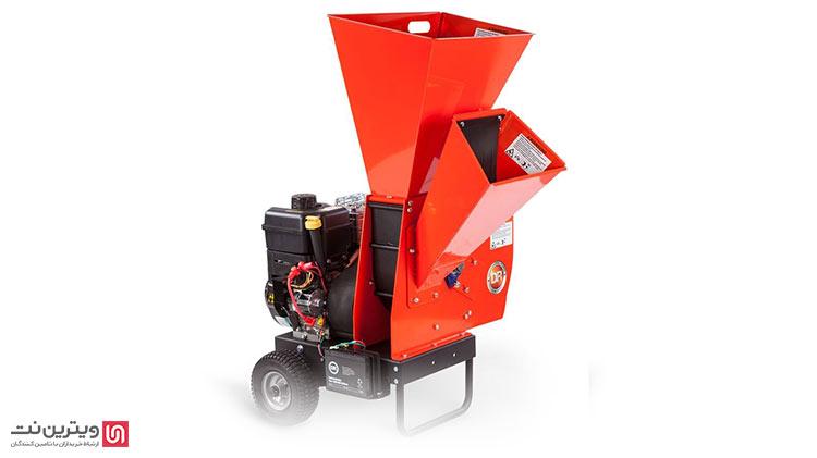 چوب خردکن های موتوری دارای پیچیدگی های بیشتری نسبت به سایر چوب خردکن ها هستند و معمولا از سوخت های بنزین و گازوئیل به عنوان منبع انرژی برای کار کردن استفاده می شود.