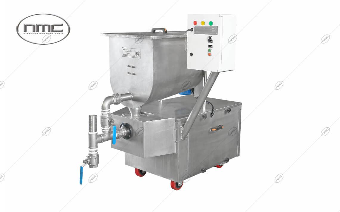 انواع پمپ صنعتی-پمپ انتقال مواد غذایی