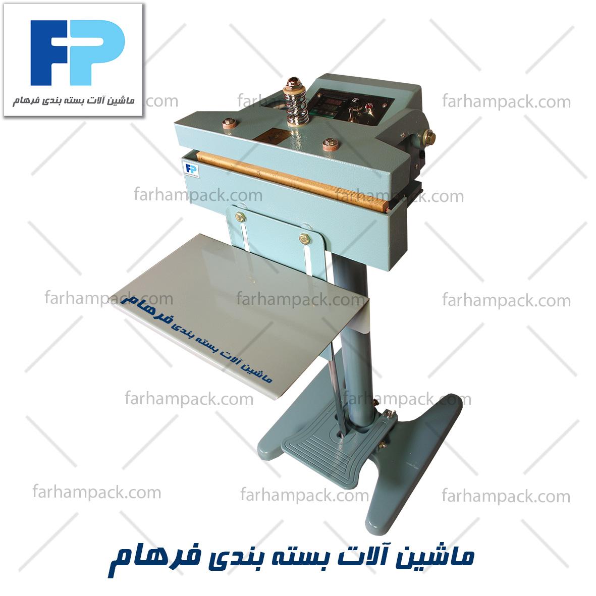 از دستگاه دوخت حرارتی در واحدهای تولیدی، کارگاه های کوچک و کارخانجات صنعتی می توان استفاده کرد .