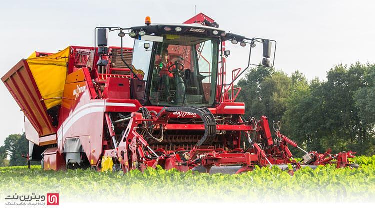 چغندر کن یا Sugar beet harvester یک ماشین کشاورزی برای برداشت چغندر قند است.