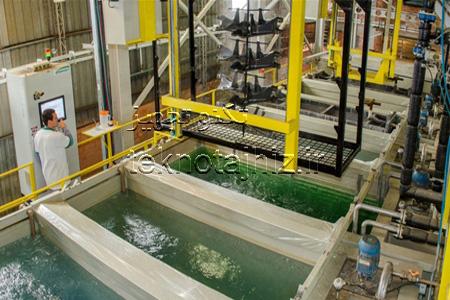 یکی از انواع شستشو ، شستشو به روش غوطه وری یا دیپ است که این محصول برای کارخانه هایی با ظرفیت تولید کمتر پیشنهاد می شود