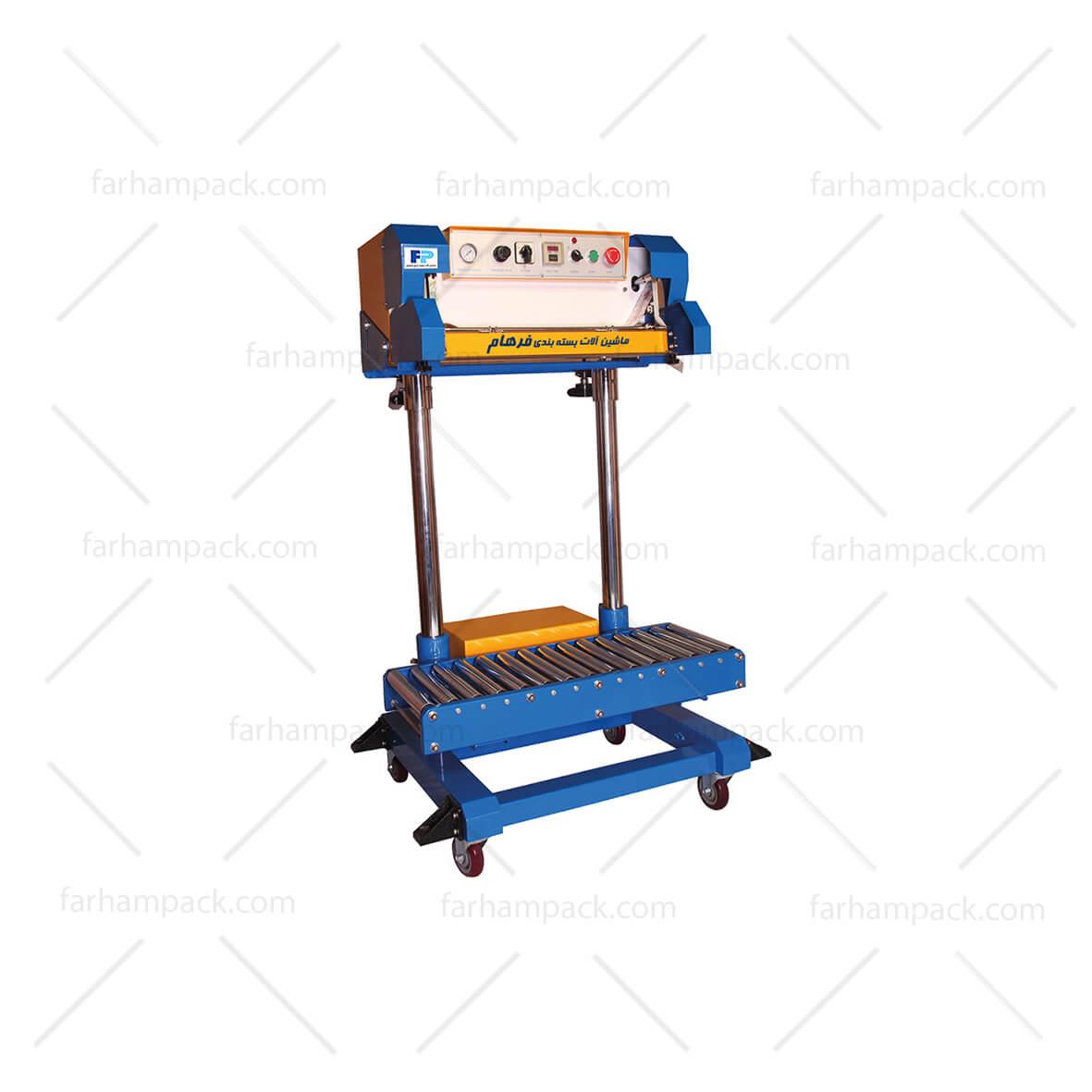 دستگاه سیل دوخت سرکیسه حرارتی-دستگاه بسته بندی سیل-قیمت دستگاه بسته بندی سیل
