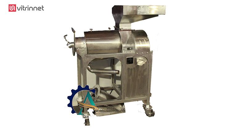 فروش دستگاه آب انارگیری اتوماتیک و صنعتی در ویترین نت