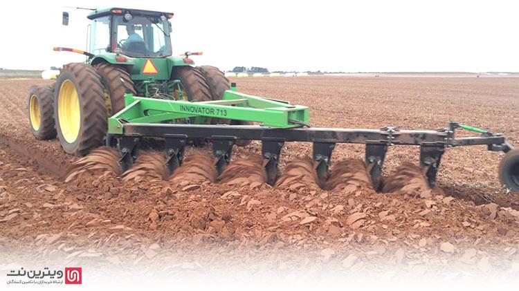 گاوآهن یکی از مهمترین ابزارهای خاک ورزی در صنعت کشاورزی است که به آن خیش هم میگویند.
