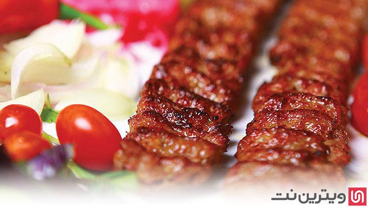 خرید کباب پز گازی و تابشی از ویترین نت