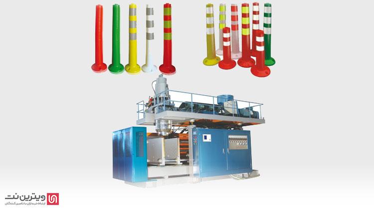 قطعات تولید شده در ماشین تزریق پلاستیک بادی، محدود به بطریهایی با تنها یک ورودی با قطر کمتر از ابعاد کلی بدنه نیست.