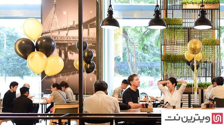 جشن افتتاحیه بهترین زمان برای معرفی کافه