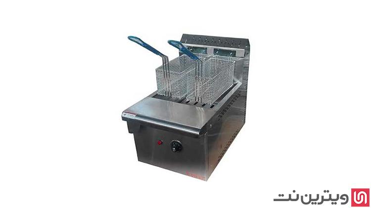 دستگاه تولید سبزی و پیاز سرخ شده