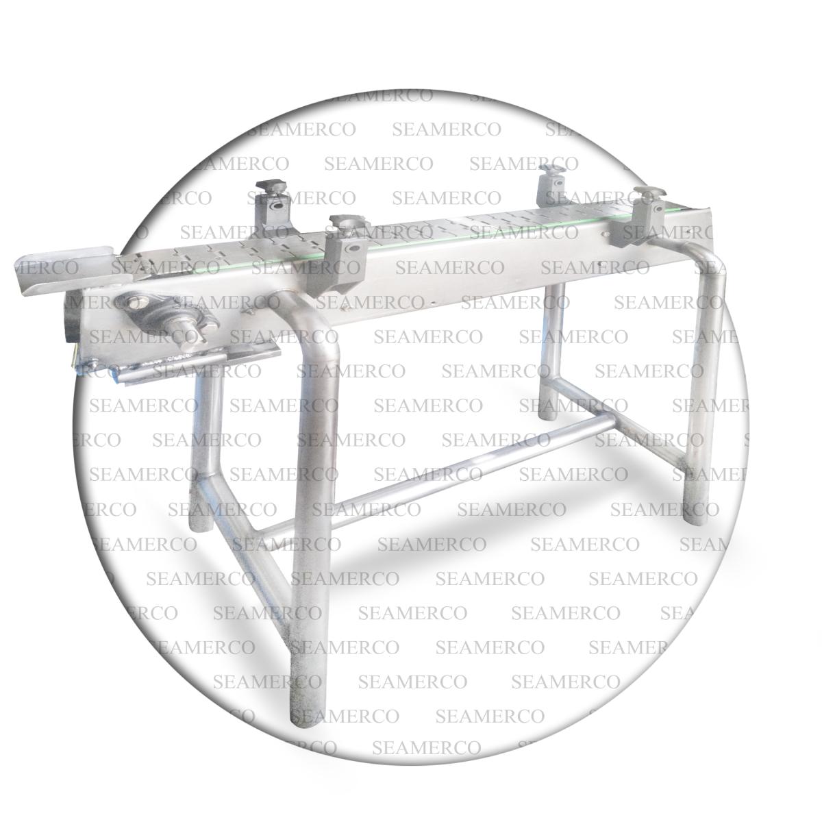 نوار ترانسپورت جهت جابجائی و انتقال مواد و محصول بین ماشین آلات استفاده می شود .