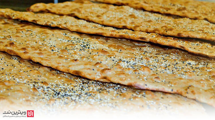 دستگاه پخت نان سنگک ماشینی-دستگاه نانوایی نان سنگک ماشینی-نحوه کارکرد دستگاه پخت نان سنگک ماشینی