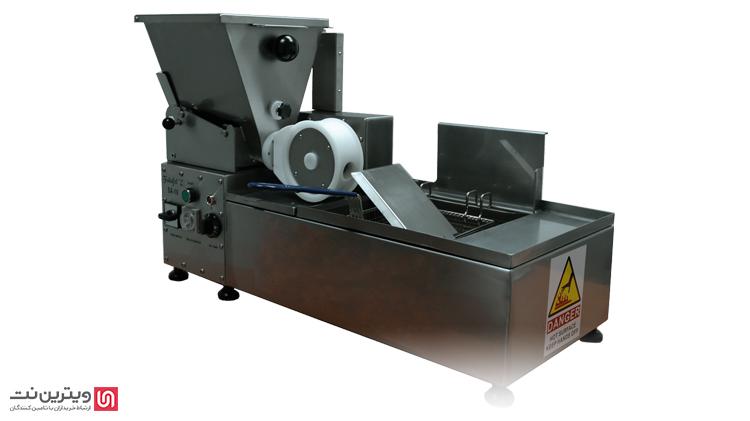 دستگاه فلافل زن اتوماتیک می تواند به شکل کاملا اتوماتیک به تولید فلافل و دیگر محصولات مشابه بپردازد