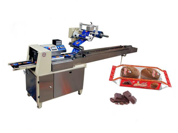 بسته بندی کیک و کلوچه-دستگاه بسته بندی کلوچه-قیمت دستگاه بسته بندی کیک-انواع بسته بندی کیک