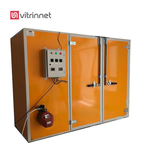 دستگاه خشک کن میوه و سبزی - 40 کیلوگرم