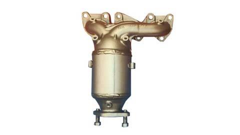 کاتالیزور بخش مهمی از سیستم کنترل آلایندگی خودرو است.