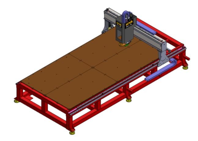 cnc چوب سه محور-قیمت cnc چو-مشخصات دستگاه cnc چوب-فروش اقساطی دستگاه cnc