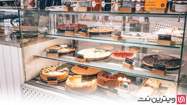 راهنمای کامل تجهیز و راه اندازی قنادی و شیرینی پزی در ویترین نت