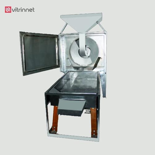 ظرفیت تولید دستگاه تفت تخمه و آجیل 2000 الی 5000 کیلو گرم در یک شیفت کاری است.