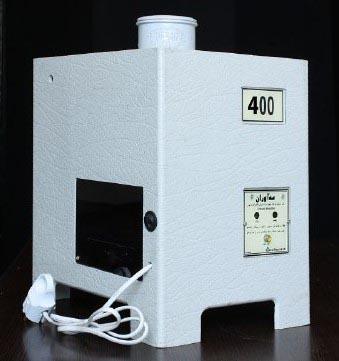 رطوبت ساز التراسونیک 400 دارای ۴ پیزو ژاپنی می باشد