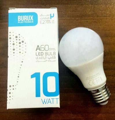 در لامپ های ال ای دی بروکس با توجه به عدم تولید و انتشار پرتوهای ماورای بنفش (UV) توسط لامپهای LED و نیز عدم بکارگیری فلز سمی جیوه در اینگونه لامپها، برخلاف لامپهای کم مصرف هیچگونه خطری برای سلامتی انسان ندارند.