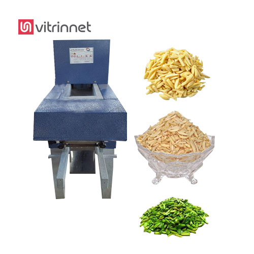 دستگاه خلال کن برای بادام زمینی و پسته،هسته زردآلو مورد استفاده قرار میگیرد