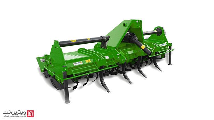 انواع رتیواتور بسته به نوع کاربرد، مکان استفاده و نوع خاک دارای مدل های مختلفی است.