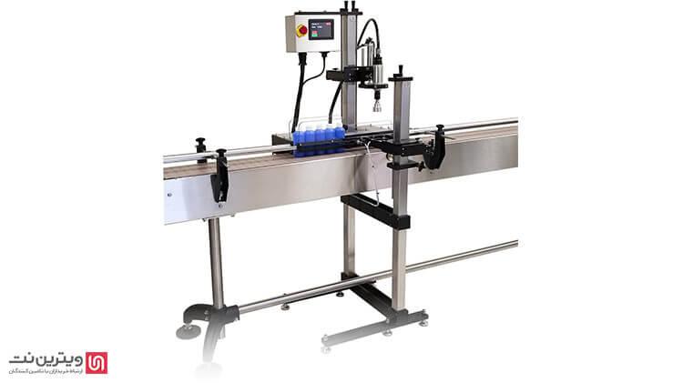دستگاه دربند تمام اتوماتیک دستگاه دربند تمام اتوماتیک تمام عملیات دربندی را به طور کامل انجام می دهد.