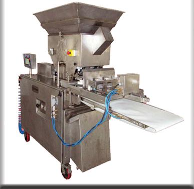 در دستگاه همبرگر زن سیتم پنیوماتیک (باد) قرارداده شده است