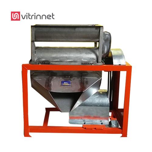 دستگاه آبگیری قابلیت آبگیری از بیش از ۱۵۰ کیلوگرم گوجه در ساعت را دارد