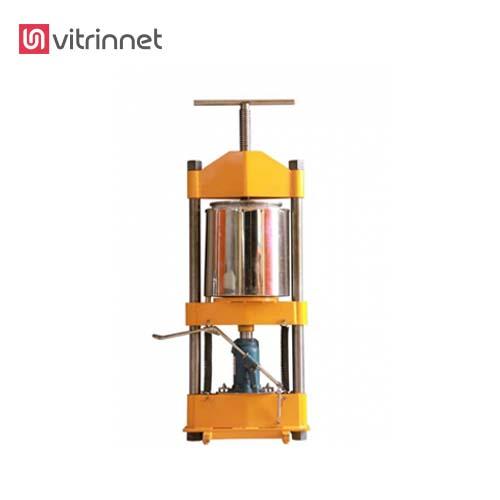 از دستگاه پرس روغن ارده می توان برای استخراج روغن از زیتون تازه استفاده کرد.