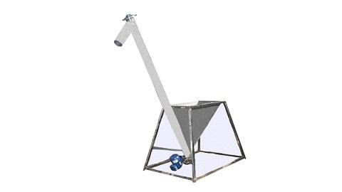 دستگاه بالابر پودری