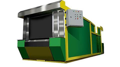 دستگاه پخت نان تونلی بخار پز , دستگاه نانوایی تونلی