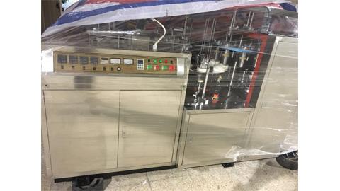 دستگاه تولید لیوان کاغذی مدل لوژو